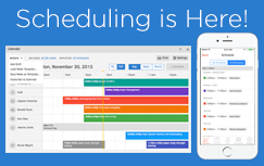 TSheets combines time tracking and scheduling in major product launch announced 7MAR2016