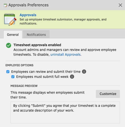 FAQ: How to Set Up Timesheet Submission and Approvals
