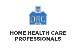Timesheets for home healthcare providers.
