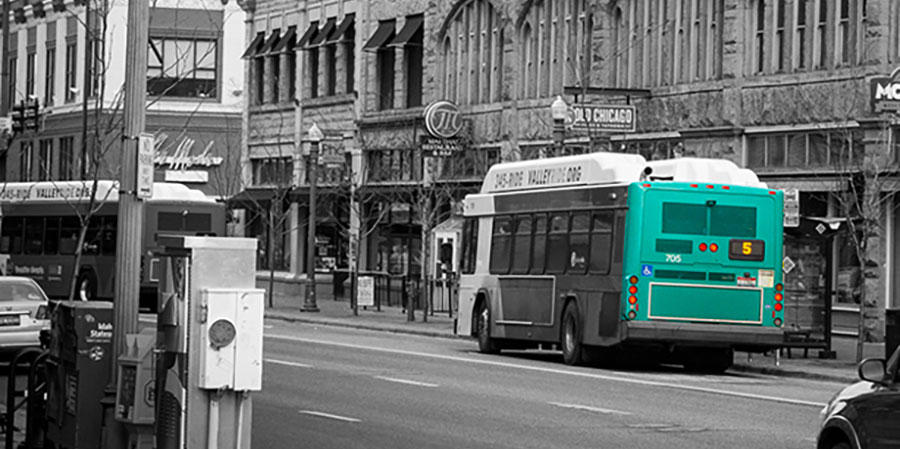 What is transportation like in Boise? Are you safe riding a bike? Is there public transportation? Find out.