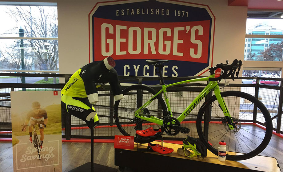 George's Cycle in Boise, Meridian and throughout the Treasure Valley.