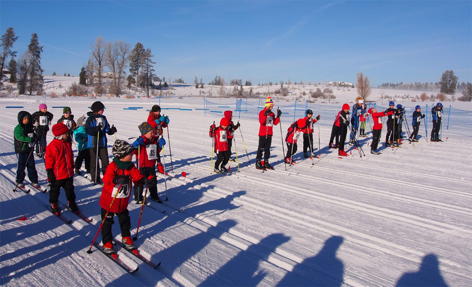 McCall, Idaho has three cross country skiing resorts and miles of Nordic ski trails to enjoy.