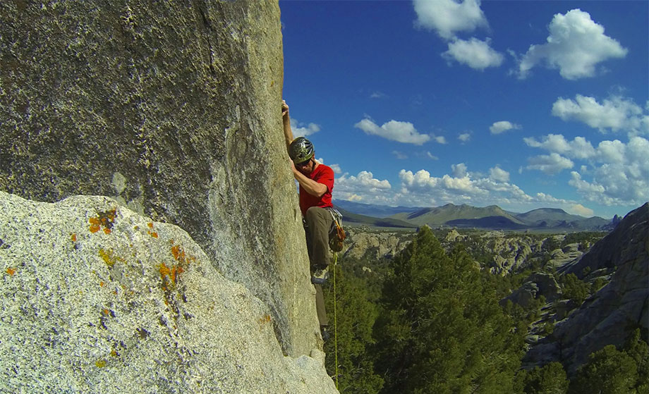 Idaho is a climbing mecca, with over 100 mountains taller than 11,000 feet and numerous indoor climbing gyms.