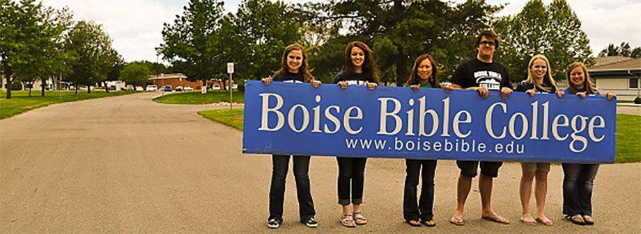 Boise Bible College is a private institution that trains students for a ministry career.
