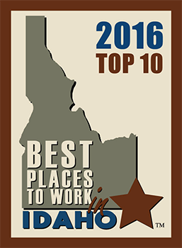 TSheets wins 2016 Best Places to Work in Idaho - Small Business