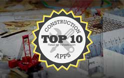 Top 10 construction apps for 2017.