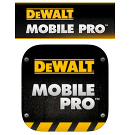 Best Mobile Tool: DEWALT Mobile Pro