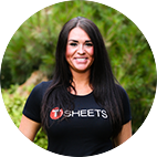 Kelly Bistriceanu is the keeper of TSheets pros and affiliates