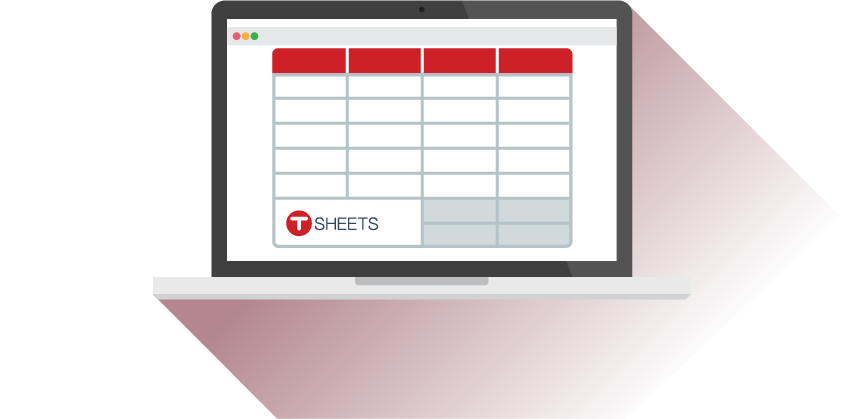 Bi-weekly timesheet templates for Microsoft Excel, Word, PDF, or Google Sheets.