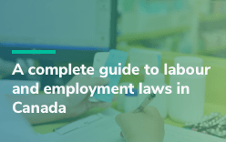 The Complete Guide to Canadian Labour and Employment Laws
