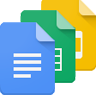 Google Drive allows teams to collaborate and create new documents.