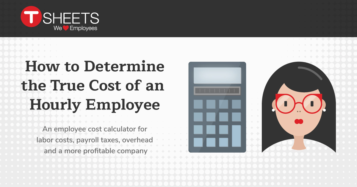 Labor Cost — Employee Cost Calculator — How Much Does an ...