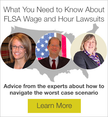 TSheets and Xero FLSA experts site down with attorney, Maria Hart, to discuss the immediate steps you can take to avoid a costly lawsuit.