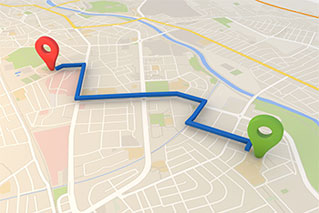Get more details on how TSheets uses GPS tracking.