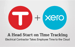 An electrical contractor learns how to maximize cloud-based employee time tracking.