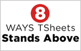 8 ways TSheets stands above