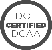 DCAA and DOL Compliant Time Tracking