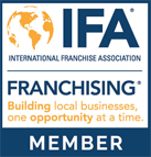 TSheets is a member of the International Franchise Association.