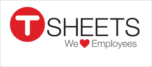 TSheets timesheet logo for public use.