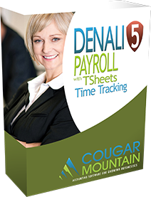 Simplify your payroll with TSheets & Denali