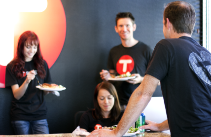 Constant collaboration helps TSheets succeed in future endeavors.