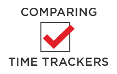 Compare employee time trackers