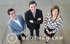 The Team at Brotman Law