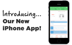 TSheets Time Tracking iPhone App