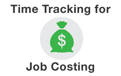 Time Tracking adds up for Job Costing