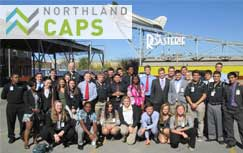 Northland CAPS is training students for the business world.