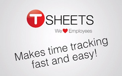 Track Time with TSheets