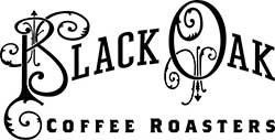 Black Oak Coffee Roasters Logo - Square and TSheets integration