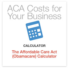 The Affordable Care Act (Obamacare) Pay or Play Calculator