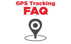 How does GPS tracking work within TSheets?