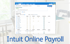 With Intuit Online Payroll and TSheets working together, entering employee hours can be done in seconds.