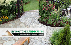 Livingstone Landscaping embraces new technology, including TSheets mobile time tracking.