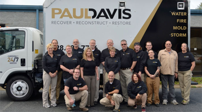 Paul Davis Restoration switches to TSheets mobile time tracking to simplify payroll and job costing.