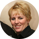 Sharon Green switched from paper timesheets to mobile time tracking.