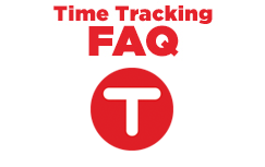 TSheets time tracking FAQs from our CX (customer experience) team.