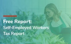 Download the Self-Employed Workers Tax Report 2018