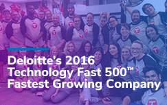 TSheets has seen explosive national and global expansion over the past four years, earning a spot on Deloitte's Technology Fast 500.