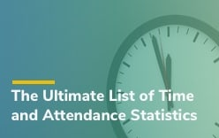 The Ultimate List of Time and Attendance Statistics