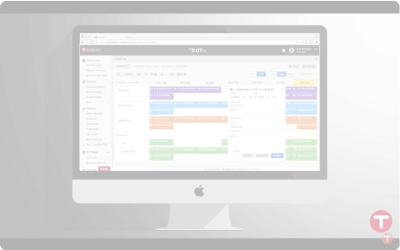 TSheets employee scheduling video.